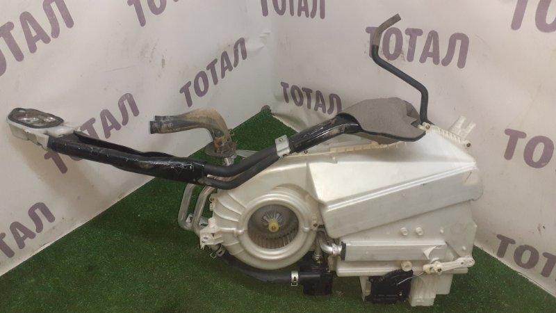 Печка Toyota Alphard ANH15 2AZFE 2002 задняя (б/у)
