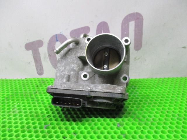 Блок дроссельной заслонки Toyota Vitz NCP95 2NZFE 2007 (б/у)