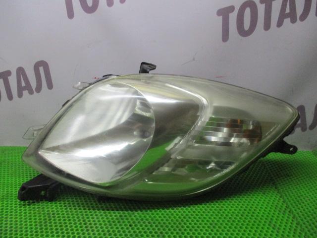 Фара Toyota Vitz NCP95 2NZFE 2007 правая (б/у)