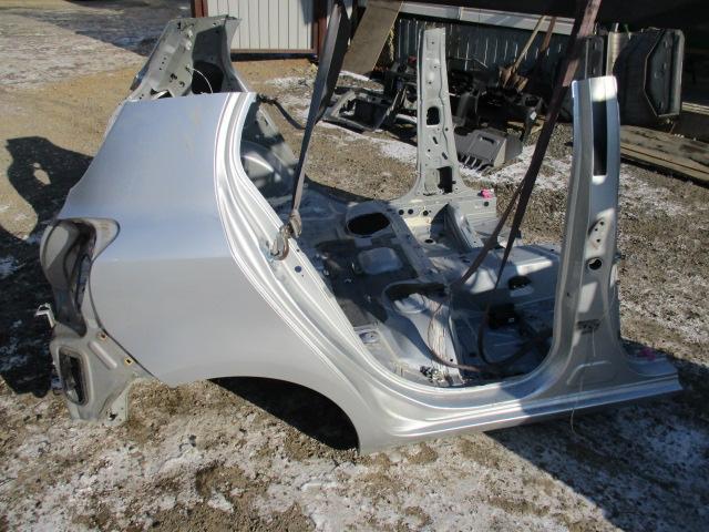 Крыло Toyota Vitz NCP95 2NZFE 2007 заднее правое (б/у)