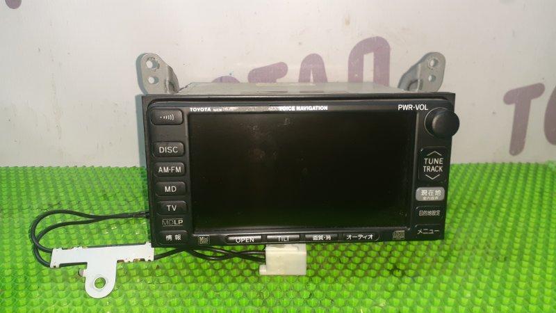 Магнитофон Toyota Alphard ANH15 2AZFE 2002 (б/у)