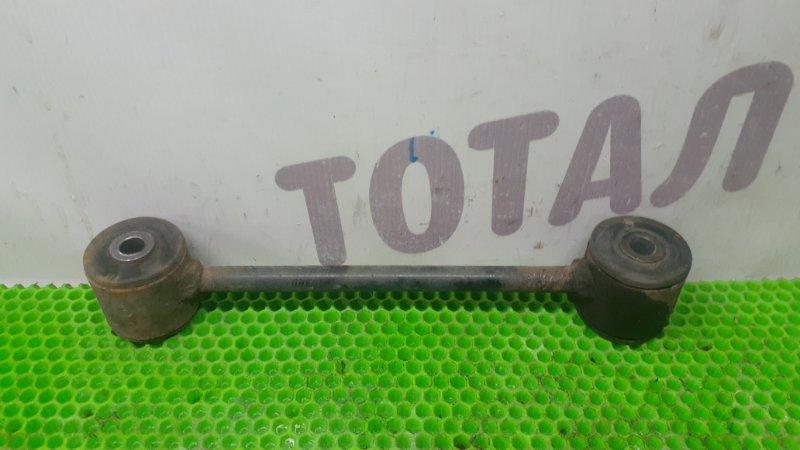 Продольная тяга Toyota Funcargo NCP25 1NZFE 2003 задняя левая (б/у)