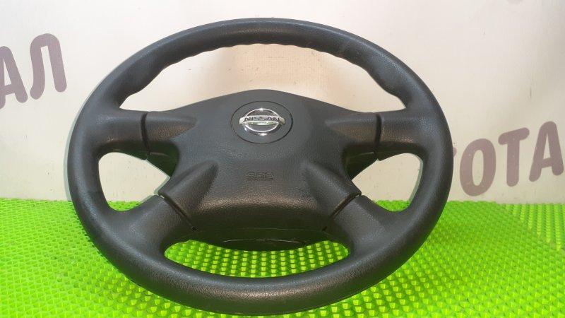 Аирбэг на руль Nissan Primera TP12 QR20DE 2005 (б/у)