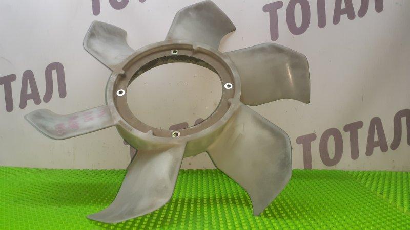 Крыльчатка вентилятора Mitsubishi Pajero V75W 6G74 2001 (б/у)