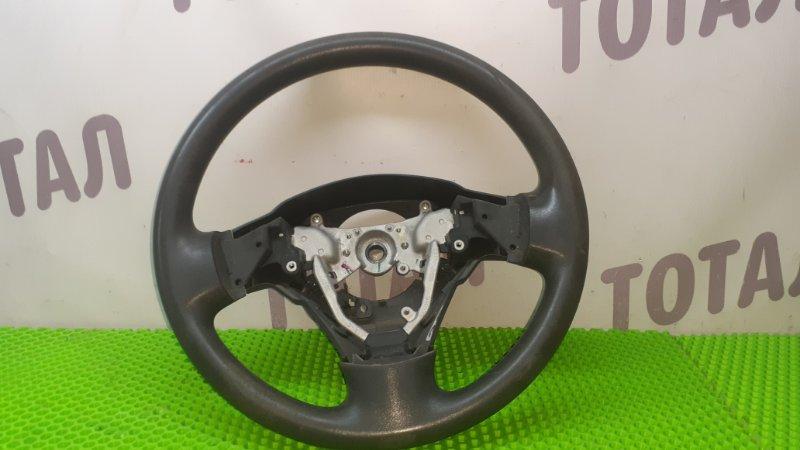 Руль Toyota Ractis NCP105 1NZFE 2007 (б/у)