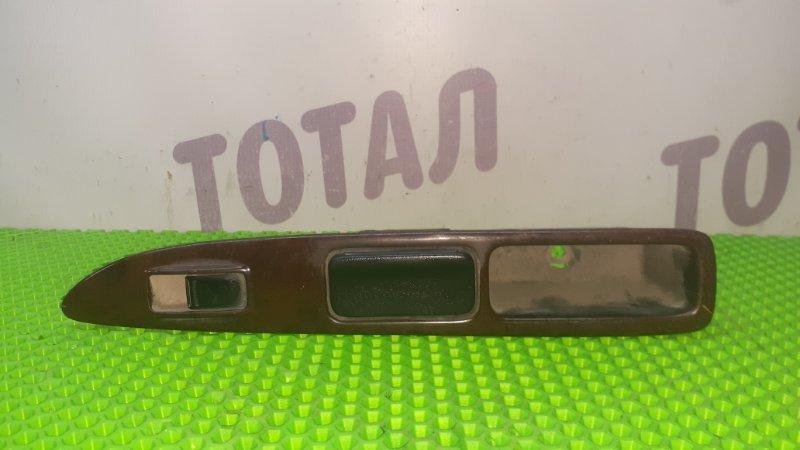 Блок упр. стеклоподьемниками Nissan Presage JNU30 KA24 задний левый (б/у)