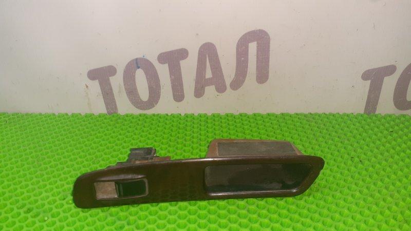 Блок упр. стеклоподьемниками Nissan Presage JNU30 KA24 передний левый (б/у)