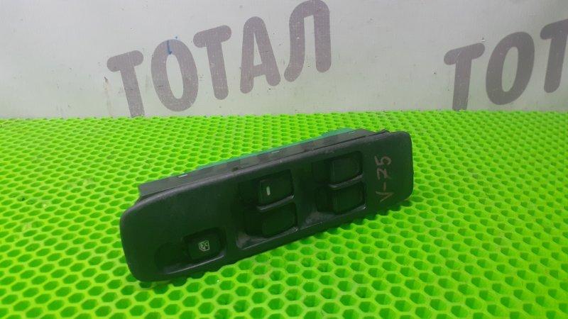 Блок упр. стеклоподьемниками Mitsubishi Pajero V75W 6G74 передний правый (б/у)