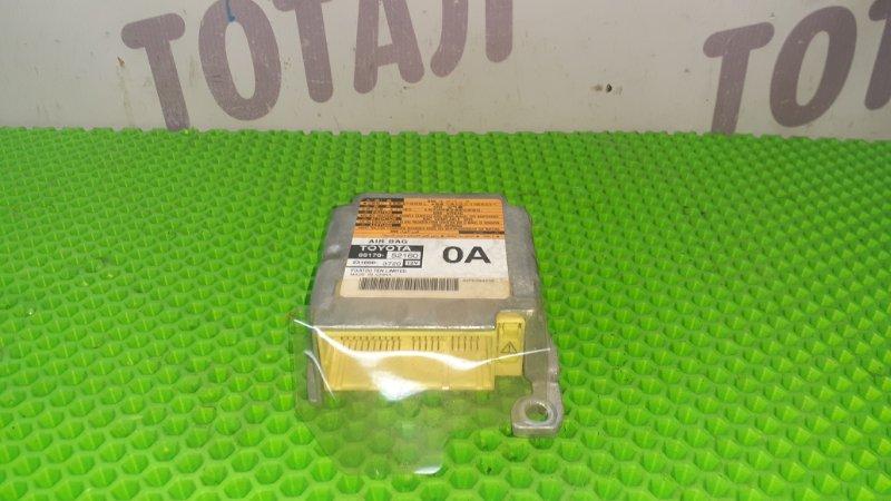 Блок управления airbag Toyota Ractis NCP105 1NZFE 2007 (б/у)
