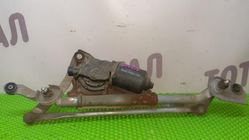 Мотор дворников Toyota Gaia SXM15 3SFE 1998 (б/у)