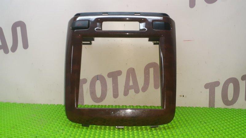 Консоль магнитофона Toyota Gaia SXM15 3SFE 1998 (б/у)