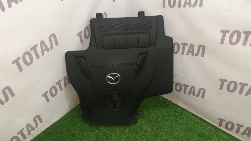 Декоративная крышка двигателя Mazda Cx-7 ER3P L3VDT 2007 (б/у)