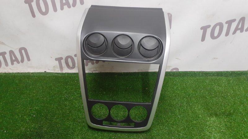 Консоль магнитофона Mazda Cx-7 ER3P L3VDT 2007 (б/у)