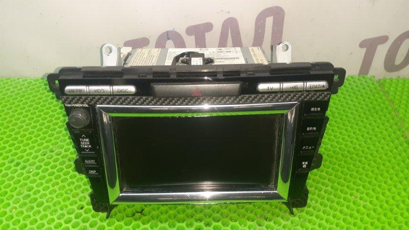 Магнитофон Mazda Cx-7 ER3P L3VDT 2007 (б/у)
