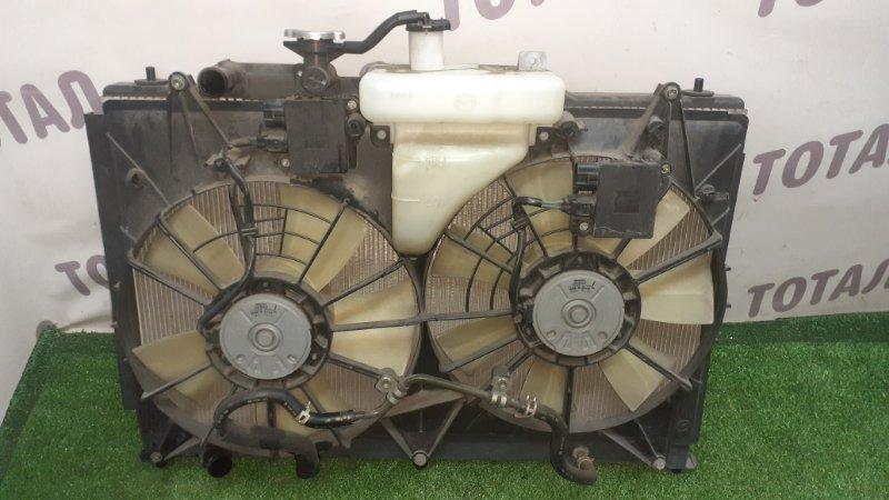 Радиатор двс Mazda Cx-7 ER3P L3VDT 2007 (б/у)