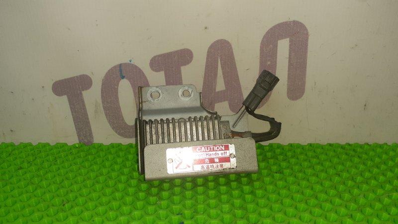Резистор Mazda Cx-7 ER3P L3VDT 2007 (б/у)