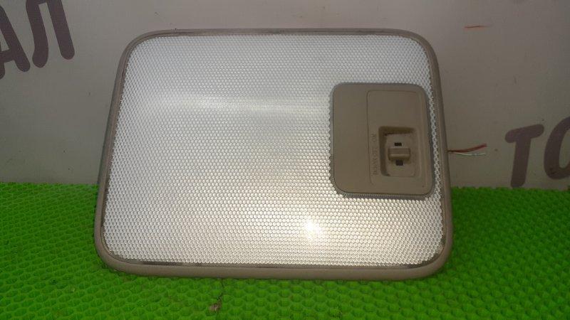 Лампа внутрисалонная Toyota Grand Hiace VCH16 5VZFE задняя (б/у)