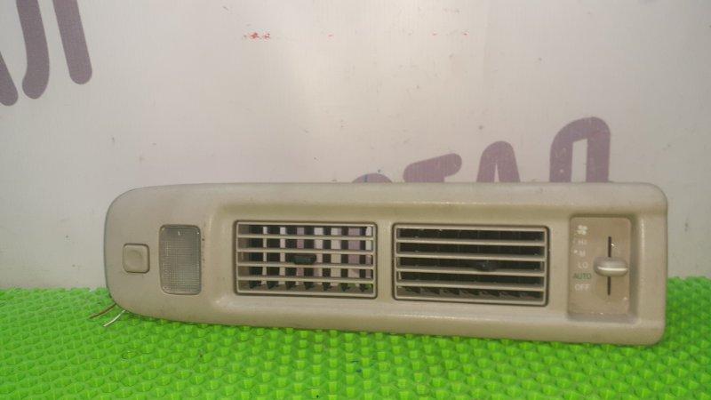 Блок управления климат-контролем Toyota Grand Hiace VCH16 5VZFE задний (б/у)