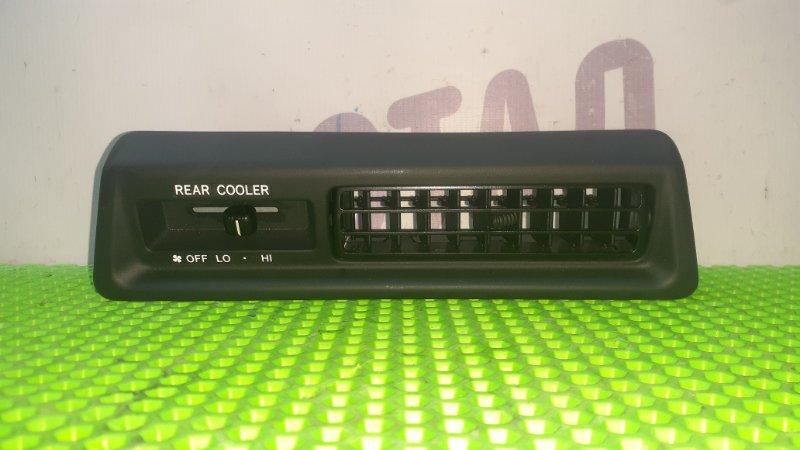 Блок управления климат-контролем Toyota Mark X Zio GGA10 2GRFE 2008 задний правый (б/у)