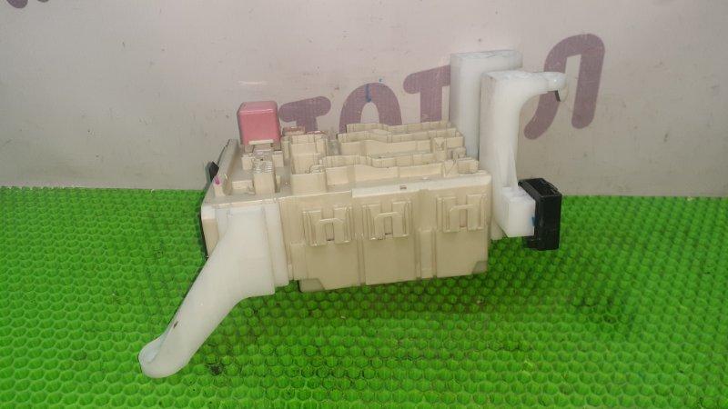 Блок предохранителей Toyota Mark X Zio GGA10 2GRFE 2008 (б/у)