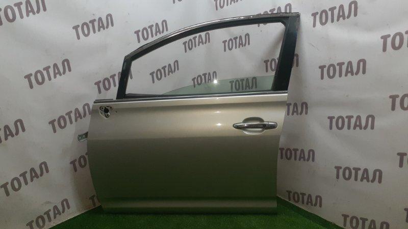 Дверь Toyota Mark X Zio GGA10 2GRFE 2008 передняя левая (б/у)