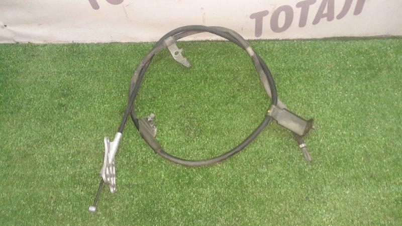 Трос ручника Nissan Primera TP12 QR20DE 2003 левый (б/у)