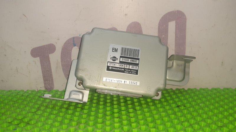 Блок управления акпп Nissan Primera TP12 QR20DE 2003 (б/у)