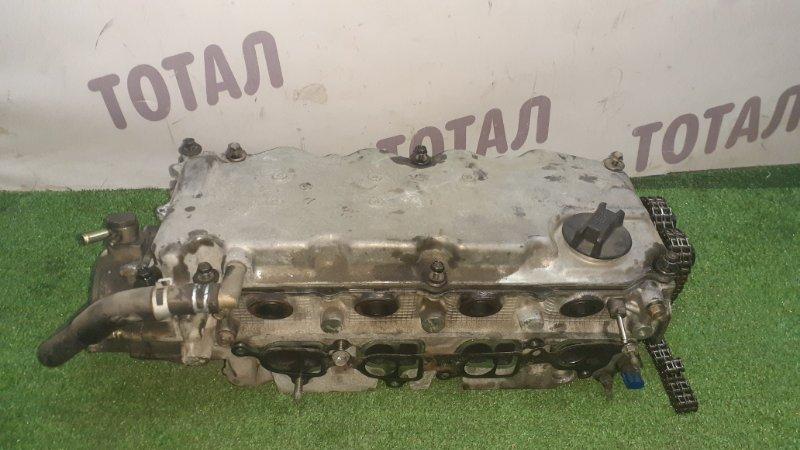 Головка блока цилиндров Nissan Serena VC24 YD25DDTI 2001 (б/у)
