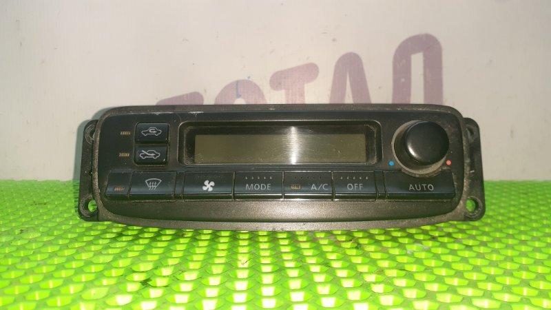 Блок управления климат-контролем Nissan Serena VNC24 YD25DDTI 2001 (б/у)