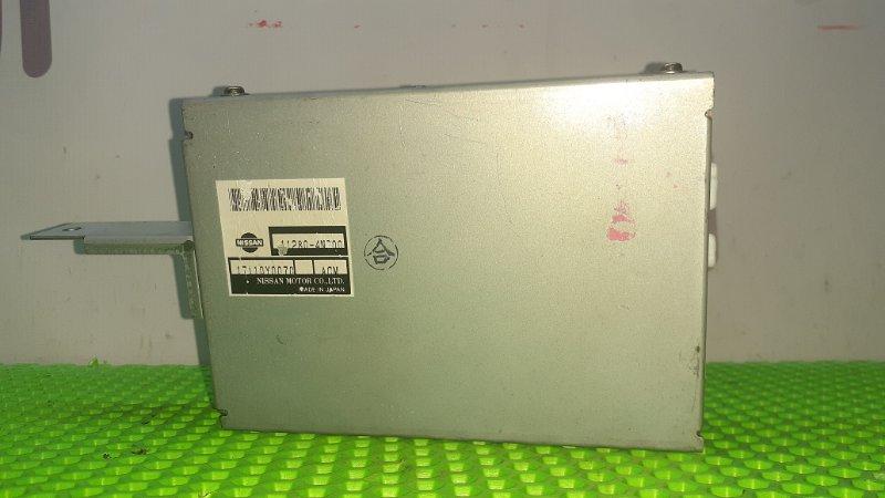 Блок управления подвеской двигателя Nissan Serena VC24 YD25DDTI 2001 (б/у)