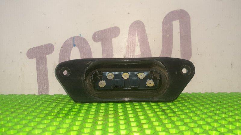 Группа контактная сдвижной двери Nissan Serena VC24 YD25DDTI 2001 правая (б/у)