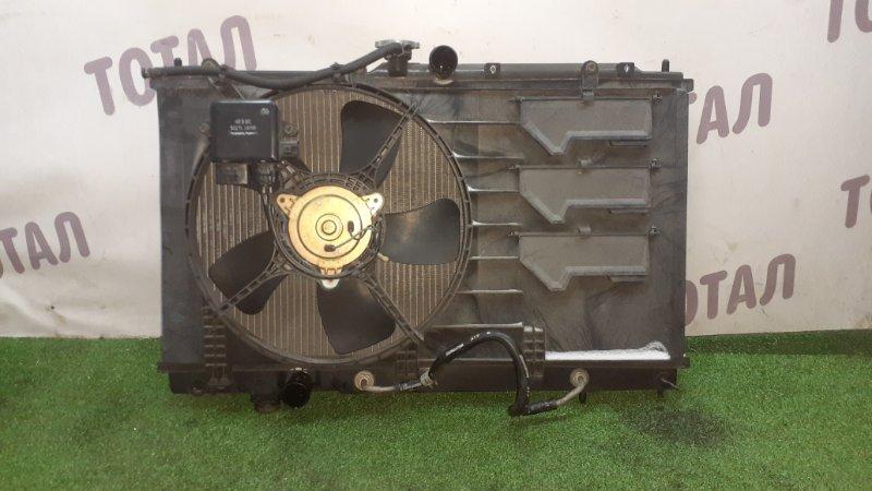 Радиатор двс Mitsubishi Lancer Cedia CS5W 4G93 2002 (б/у)