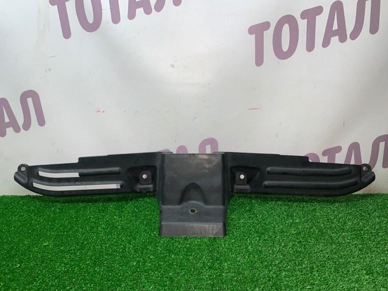 Защита бампера Mitsubishi Outlander CW6W 6B31 2007 передняя (б/у)