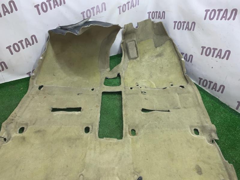 Обшивка пола Toyota Harrier GSU36 2GRFE 2006 (б/у)
