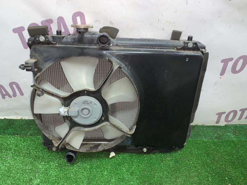 Радиатор двс Suzuki Swift ZC71S K12B (б/у)