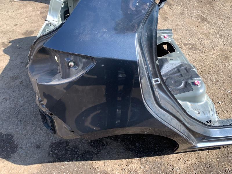 Крыло Mazda Demio DE3AS ZJVE 2008 заднее правое (б/у)