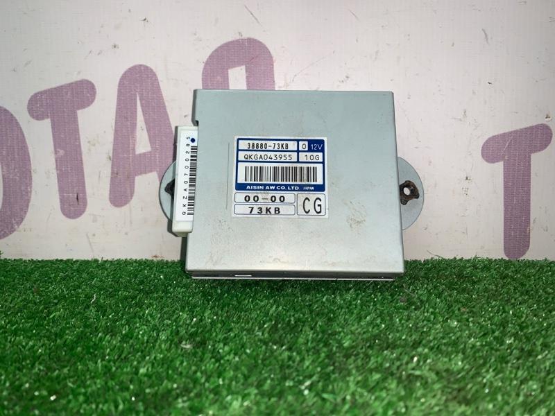 Блок управления акпп Suzuki Swift ZC71S K12B (б/у)