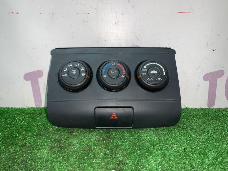 Блок управления климат-контролем Nissan Wingroad NY12 HR15DE 2007 (б/у)