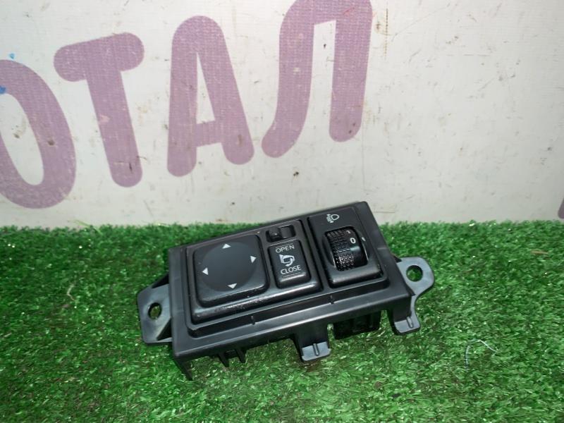 Блок управления зеркалами Nissan Bluebird Sylphy KG11 MR20DE (б/у)