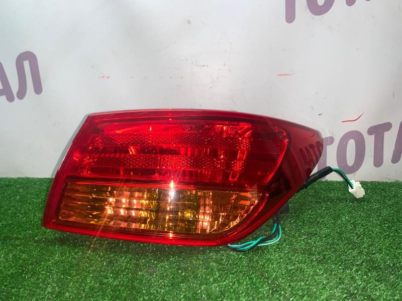 Стоп-сигнал Nissan Bluebird Sylphy KG11 MR20DE задний правый (б/у)