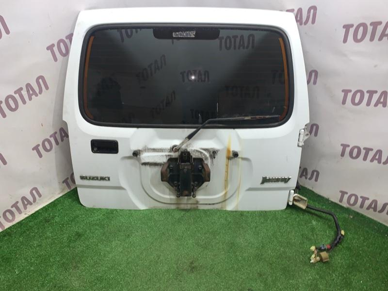Дверь 5-я Suzuki Jimny JB23W K6A 2000 (б/у)