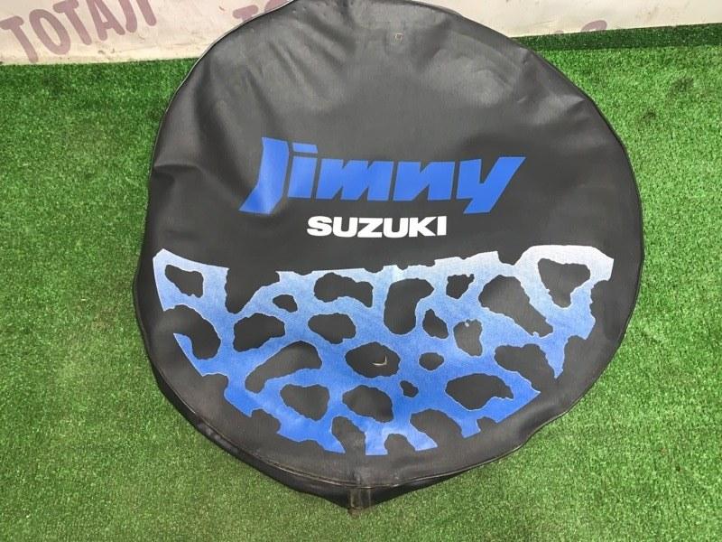 Чехол для запасного колеса Suzuki Jimny JB23W K6A 2000 (б/у)