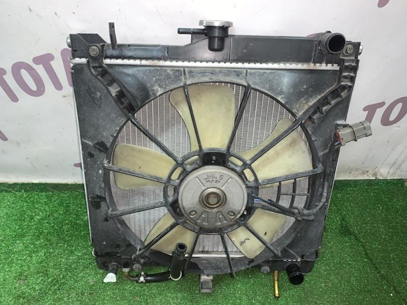 Радиатор двс Suzuki Jimny JB23W K6A 2000 (б/у)