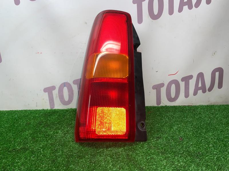 Стоп-сигнал Suzuki Jimny JB23W K6A 2000 задний левый (б/у)