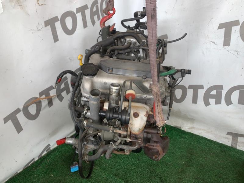 Двигатель Suzuki Jimny JB23W K6A 2000 (б/у)