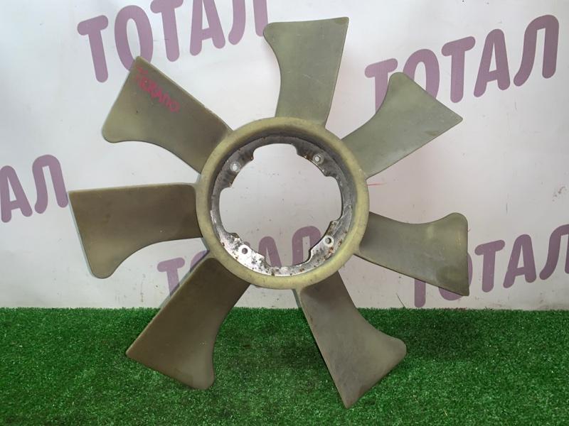 Крыльчатка вентилятора Terrano JRR50 QD32TI (б/у)