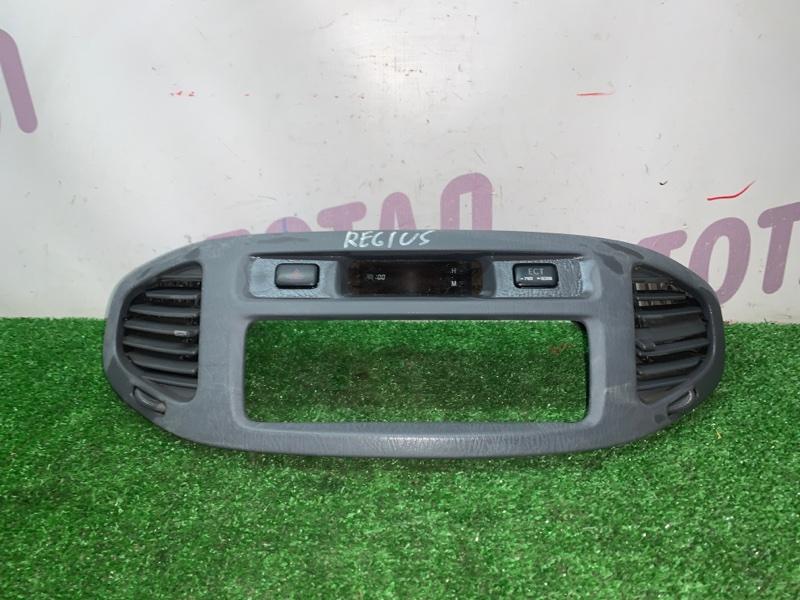 Консоль магнитофона Toyota Hiace Regius RCH47 3RZFE (б/у)