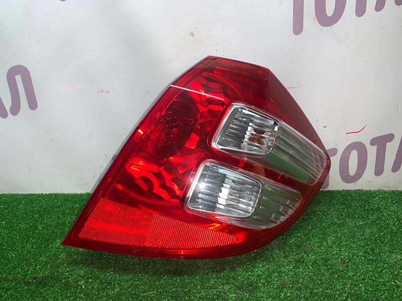 Стоп-сигнал Honda Fit GE6 L13A 2007 задний правый (б/у)
