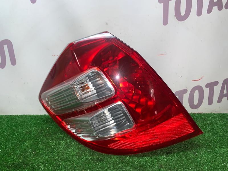 Стоп-сигнал Honda Fit GE6 L13A 2007 задний левый (б/у)