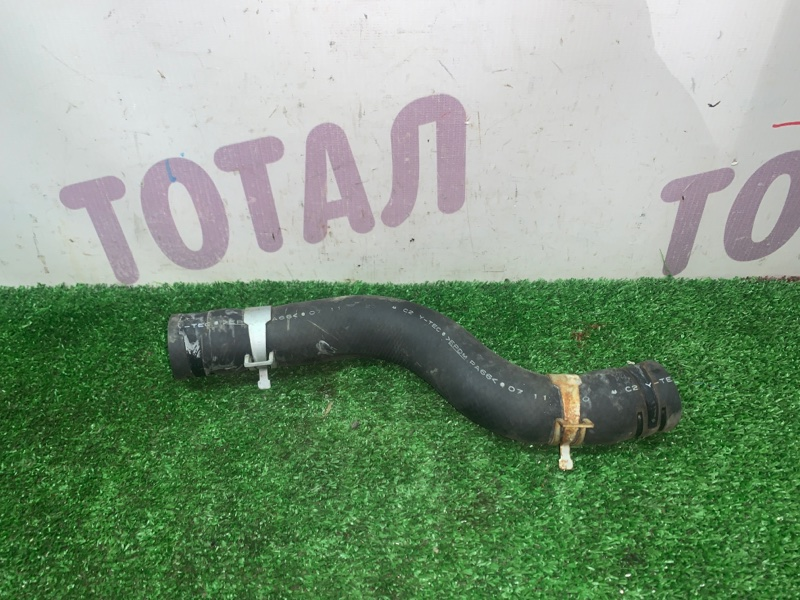 Патрубок радиатора Honda Fit GE6 L13A 2007 верхний (б/у)